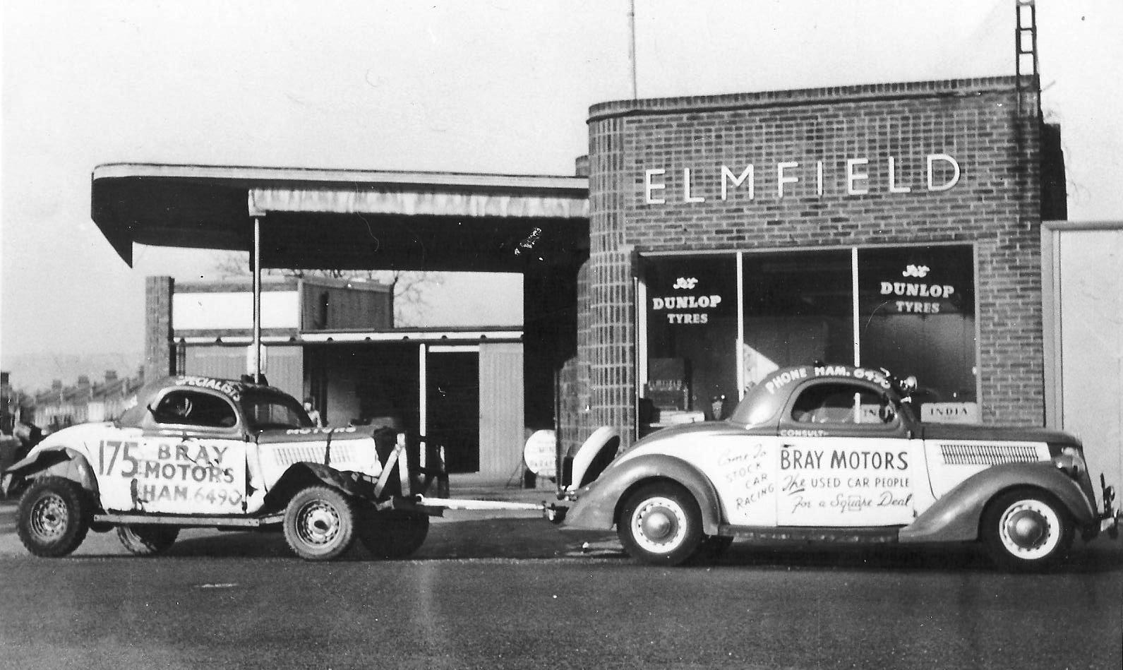 bray motors at elmfield